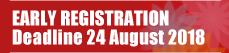 ESMO ASIA - Early Registration