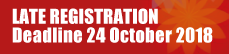 ESMO ASIA - Late Registration